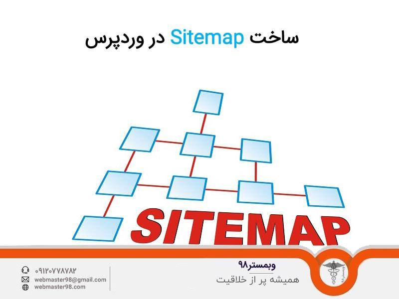 آموزش ساخت نقشه سایت در وردپرس به کمک افزونه