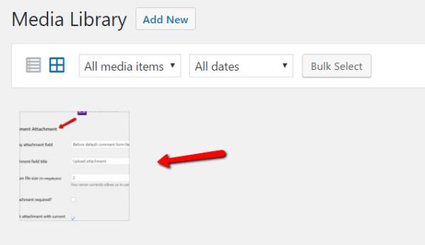آموزش افزودن پیوست فایل به کامنت ها در وردپرس – قابلیت پیوست فایل به کامنت ها با افزونه comment attachment