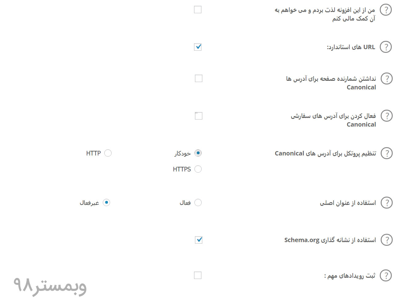 افزونه All in One SEO