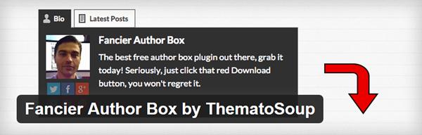افزودن باکس نویسنده با استفاده از افزونه Funcier Author Box