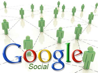 گوگل در شبکه های اجتماعی