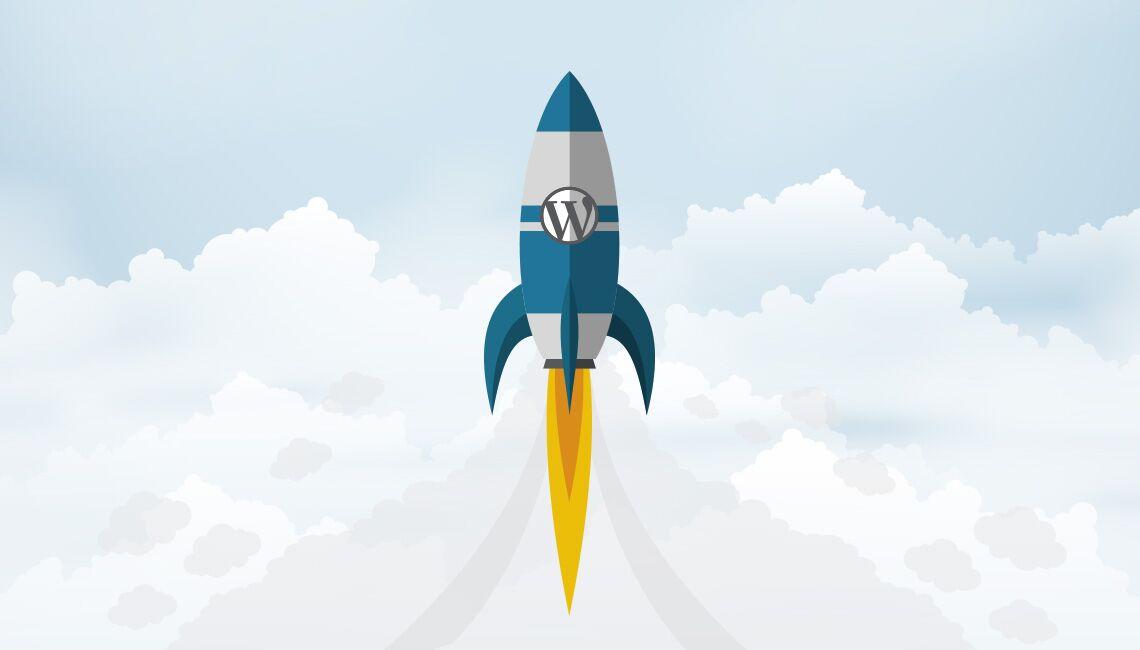 سرعت قالب وردپرس در سایت