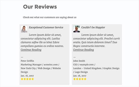 آموزش افزودن صفحه بررسی مشتری به سایت – افزودن صفحه بررسی مشتری به سایت وردپرس