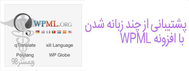 پشیتبانی از چند زبان مختلف در قالب publisher